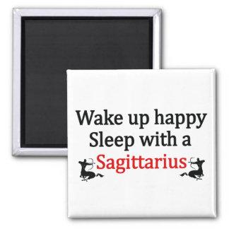 Wake Up Happy Magnet