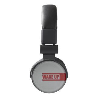 WAKE UP HEADPHONES