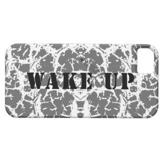 WAKE UP iPhone SE/5/5s CASE