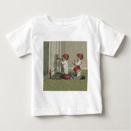 Wake up It's Christmas Baby T-Shirt