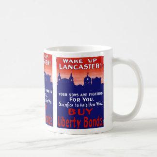 Wake Up Lancaster Coffee Mug