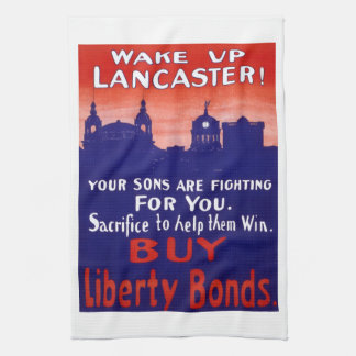 Wake Up Lancaster Kitchen Towels
