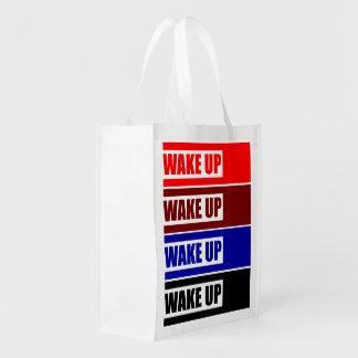 WAKE UP MARKET TOTE