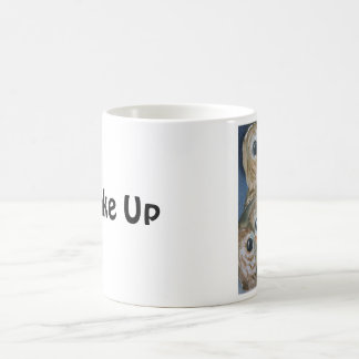 Wake Up Owls Classic White Coffee Mug