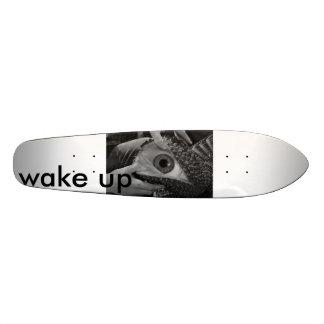 wake up skateboard