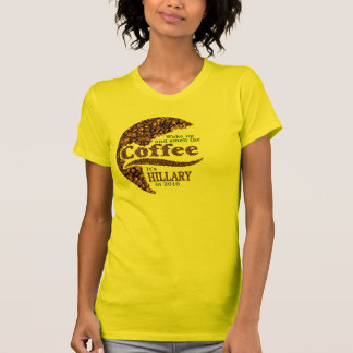 Wake up & smell the coffee t shirt