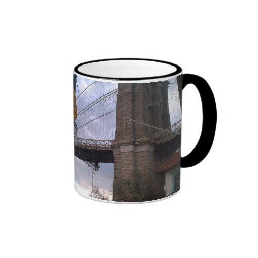 wake up to Brooklyn Coffee Mugs