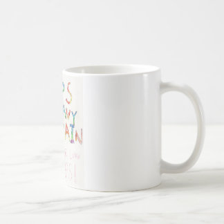 Wake up with the Gravy Train - coffee mug