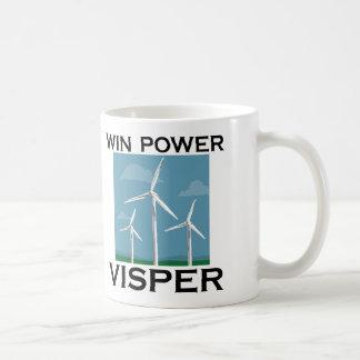 Wake Up with WIN POWER Coffee Mug