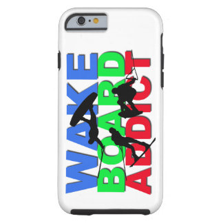 Wakeboard Addict iPhone 6 Case