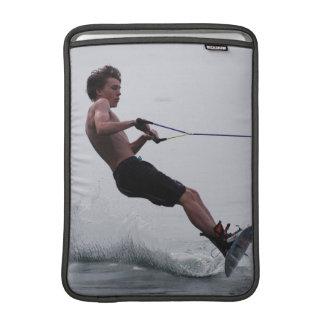 "Wakeboard Angle 13"" MacBook Sleeve"