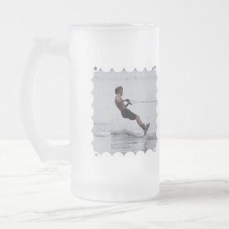 Wakeboard Angle Frosted Mug