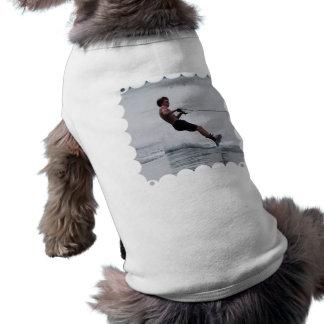 Wakeboard Angle Pet Shirt