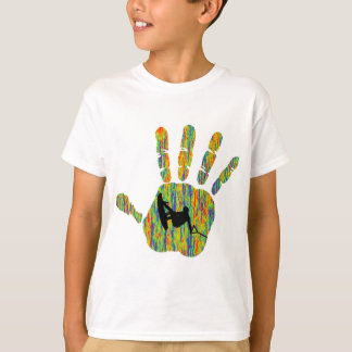 Wakeboard Big Hands T-Shirt