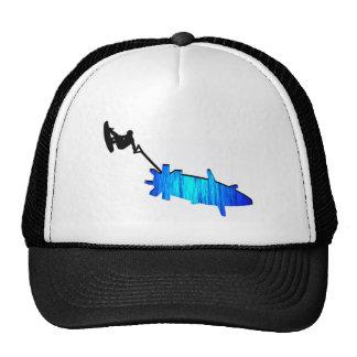 Wakeboard Carribean Styleeee Trucker Hat