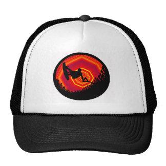 Wakeboard Dreaming People Trucker Hat