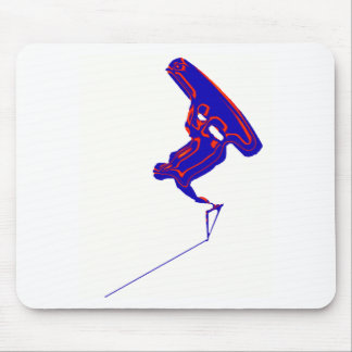 Wakeboard Flow Mouse Pad