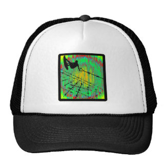 Wakeboard Hazy Craze Trucker Hat