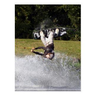 wakeboard hero postcard