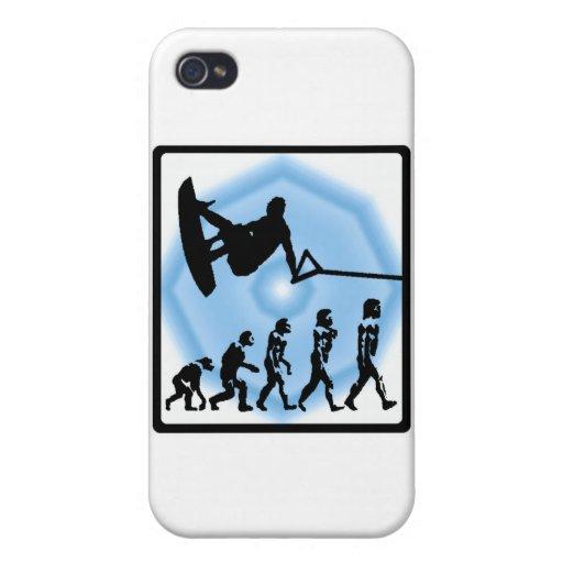 Wakeboard la toma iPhone 4/4S fundas