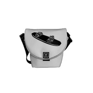 Wakeboard Messenger Bag