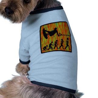 Wakeboard Progress Hinge Doggie Tshirt