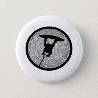 Wakeboard Raley Daze Pinback Button