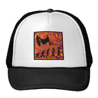 Wakeboard Session Evolution Trucker Hat