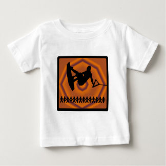 Wakeboard soul sliding baby T-Shirt