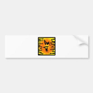 Wakeboard Sun Trader Bumper Stickers