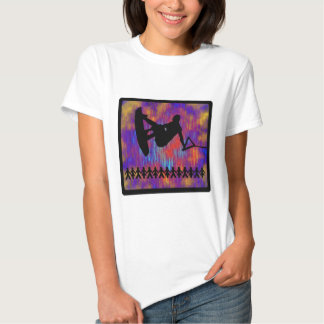 Wakeboard Suspended Animation Shirt