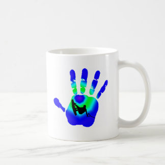 WAKEBOARD THE GRAB COFFEE MUG