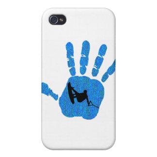 Wakeboard todas las aguas iPhone 4/4S fundas