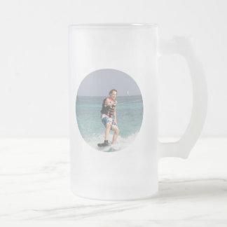 Wakeboarder Beer Mug