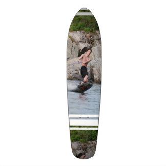 Wakeboarder costero patín personalizado