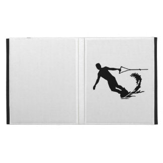 Wakeboarder iPad Cases