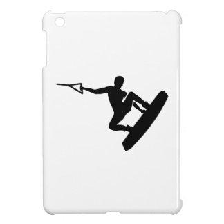 Wakeboarder iPad Mini Cases