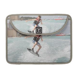 """Wakeboarder Jumping 13"""" MacBook Sleeve MacBook Pro Sleeves"""
