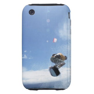 Wakeboarder Jumping iPhone 3 Tough Covers
