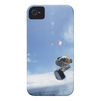 Wakeboarder Jumping iPhone 4 Case-Mate Cases