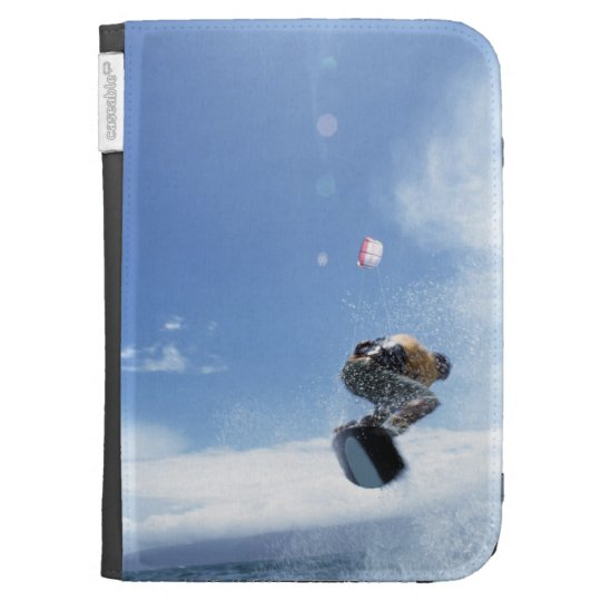 Wakeboarder Jumping Kindle 3G Covers