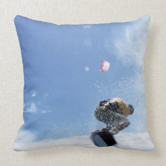 Wakeboarder Jumping Pillow