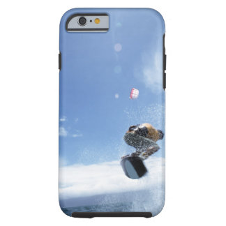 Wakeboarder Jumping Tough iPhone 6 Case