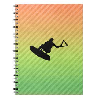 Wakeboarder Libros De Apuntes