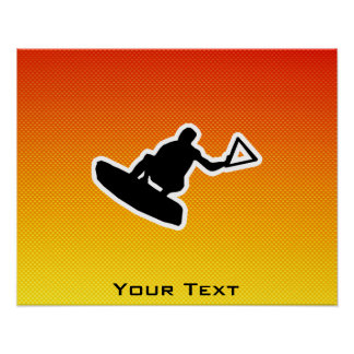 Wakeboarder Posters