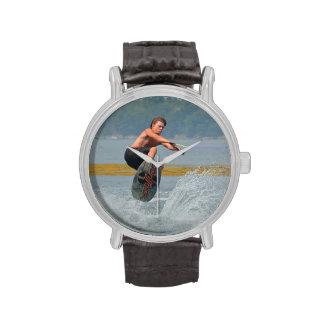 Wakeboarder salvaje relojes