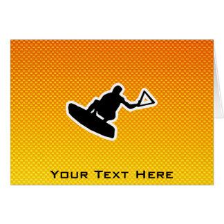 Wakeboarder Tarjeton