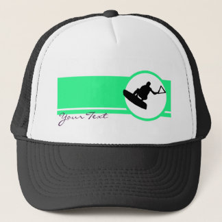 Wakeboarder Trucker Hat
