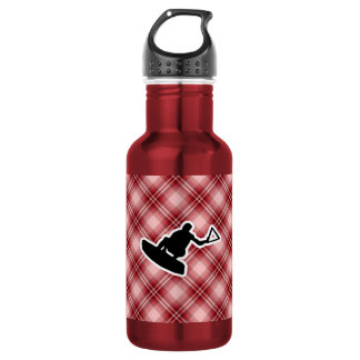 Wakeboarder Water Bottle