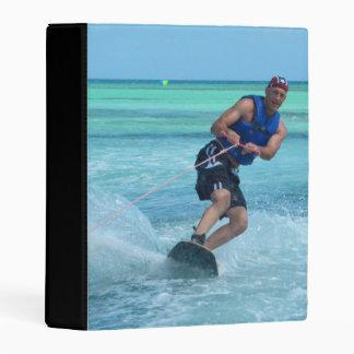 Wakeboarding en las zonas tropicales mini carpeta